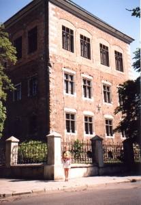 Wieża mieszkalna zamku w Piotrkowie Trybunalskim