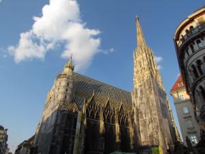 Katedra Św. Szczepana w Wiedniu w Austrii