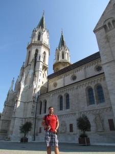 Opactwo augustianów Klosterneuburg w Austrii