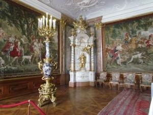 Apartamenty królewskie w opactwie Klosterneuburg w Austrii