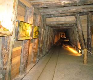Kopalnia soli Bad Dürrnberg w Hallein w Austrii