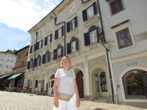Hallein w Austrii
