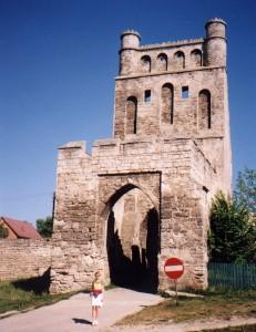 Brama Krakowska w Szydłowie