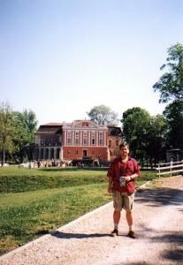 Zamek w Kurozwękach
