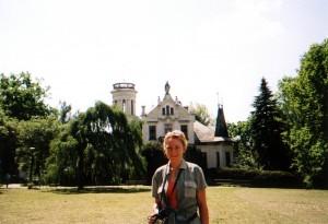 Dworek Henryka Sienkiewicza w Oblęgorku