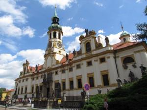 Kościół Św. Loretty w Pradze