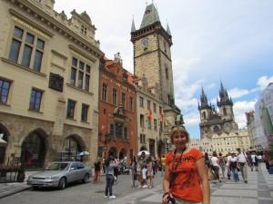 Staré Město w Pradze