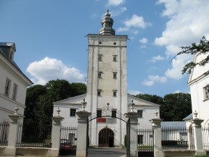 Zamek w Białej Podlaskiej