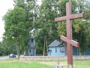 Cerkiew w miejscowości Hola