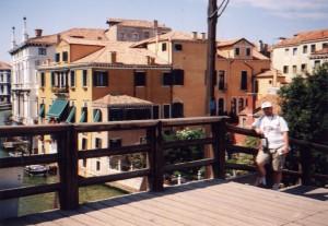 Canale Grande w Wenecji we Włoszech