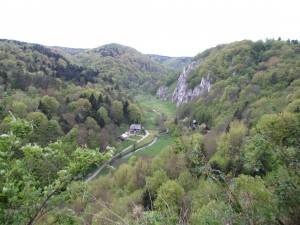 Dolina Prądnika w Ojcowie