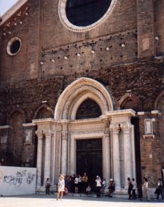 Bazylika Św. Św. Jana i Pawła w Wenecji we Włoszech