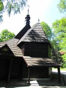 Kościół drewniany w Pietrowicach Wielkich