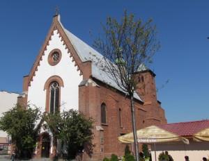 Kościół p.w. Św. Jakuba w Raciborzu