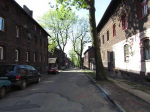Osiedle familoków w Zabrzu Biskupicach