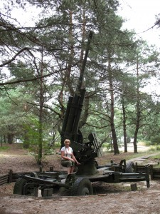Skansen bojowy I Armii Wojska Polskiego w Mniszewie