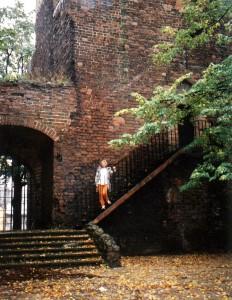 Zamek w Ostrzeszowie