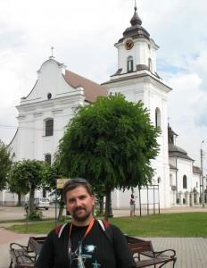 Kościół franciszkanów w Drohiczynie