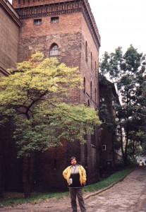 Wieża Zamku Górnego w Opolu