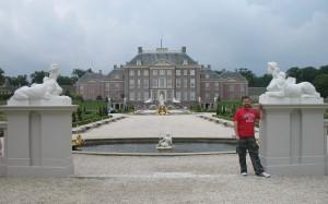 Pałac królewski Het Loo w Apeldoorn w Holandii