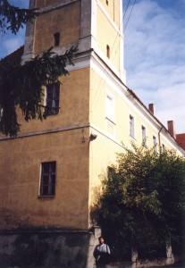 Zamek w Białej