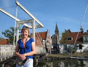 Edam w Holandii