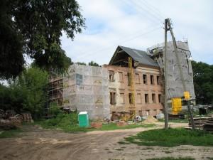 Zamek w Jakubowicach Murowanych