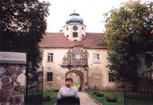 Zamek Dolny w Głogówku