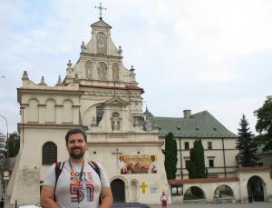 Kościół i klasztor karmelitów bosych p.w. Św. Józefa w Lublinie