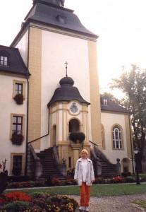 Zamek w Kamieniu Śląskim