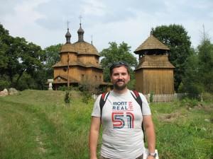 Cerkiew w Muzeum wsi Lubelskiej w Lublinie