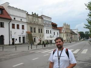 Ulica Senatorska w Kazimierzu Dolnym
