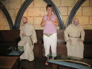 Klasztor Ten Duinen w Koksijde w Belgii