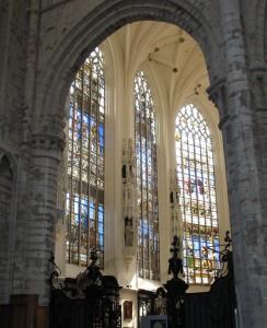 Katedra Św. Michała i Św. Guduli w Brukseli w Belgii