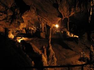 Jaskinia Han w Han sur Lesse w Belgii