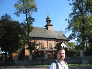 Kościół Św. Wojciecha w Kościelcu k/Kalisza
