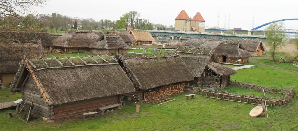 Centrum Słowian i Wikingów w Wolinie