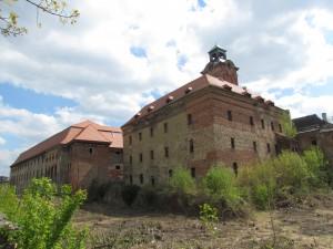 Zamek Dewinów-Packów w Żarach
