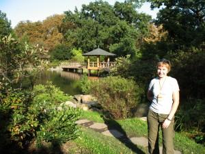 Ogród Japoński w Parku Szczytnickim we Wrocławiu