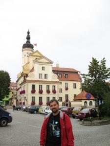 Ratusz w Wołowie