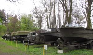 Lubuskie Muzeum Wojskowe w Drzonowie