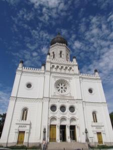 Synagoga w Kecskemét na Węgrzech