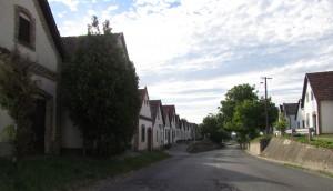 Piwniczki i tłocznie win w Hajos na Węgrzech