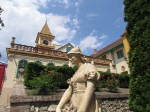 Zsolnay Kulturális Negyed w Peczu na Węgrzech
