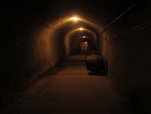Város a város alatt - słynne piwnice winne w Egerze na Wegrzech
