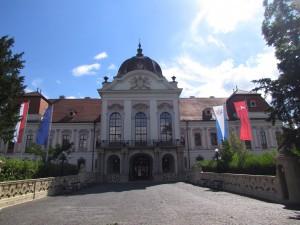 Pałac Franciszka Józefa i Sisi w Gödöllő na Węgrzech