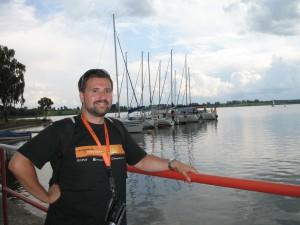 Jezioro Ryńskie w Rynie