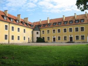 Zamek w Węgorzewie