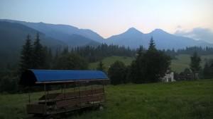 Ždiar na Słowacji