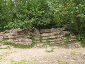 Kamienne księgi w Pieninach